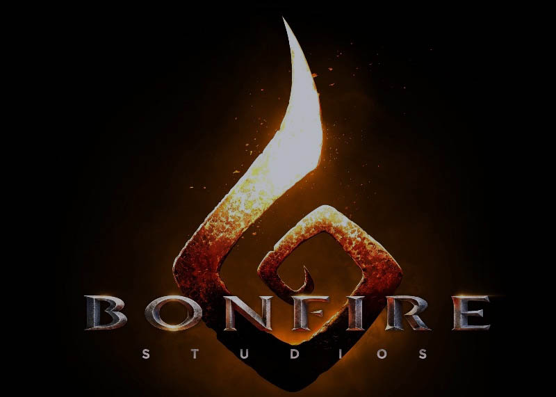 Bonefire studio logo