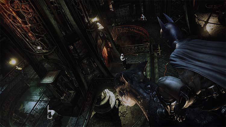 batman remastered