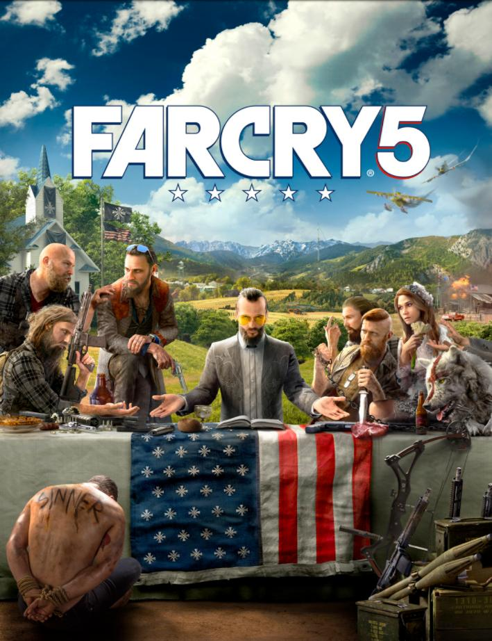 Farcry 5 first image