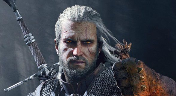 Witcher series netflix