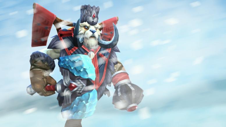 New hero in Dota 2